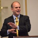 Jeremy Kobernat preaching