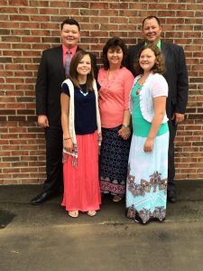 Leslie & Amy Bourdess have been missionaries with World Wide for 5 years. They serve in Alaska with their three children: Whitney, Charity, and Chasity.