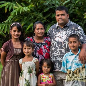 Clayton & Linda Eliam have been missionaries with World Wide for 10 years. They serve in Pohnpei, Micronesia, with their five children: Cheryl, Nathan, Hadassah, Keila, and Timothy.