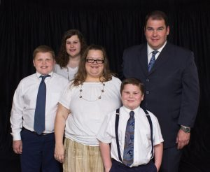 Jeremy & Tonya Kenney have been missionaries with World Wide for 5 years. They are preparing to go to Ghana with their three children, Abigail, Caleb, and Micah.
