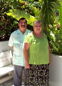Robert & Pat Mathena have been missionaries with World Wide for 30 years. They serve in Grenada.