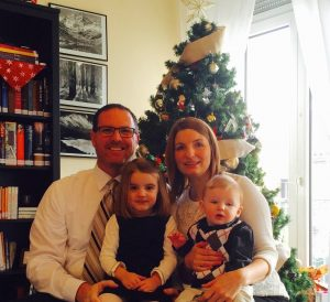 David & Melissa Price have been with World Wide for 5 years. They serve in France with their two children, Karis and Ian.